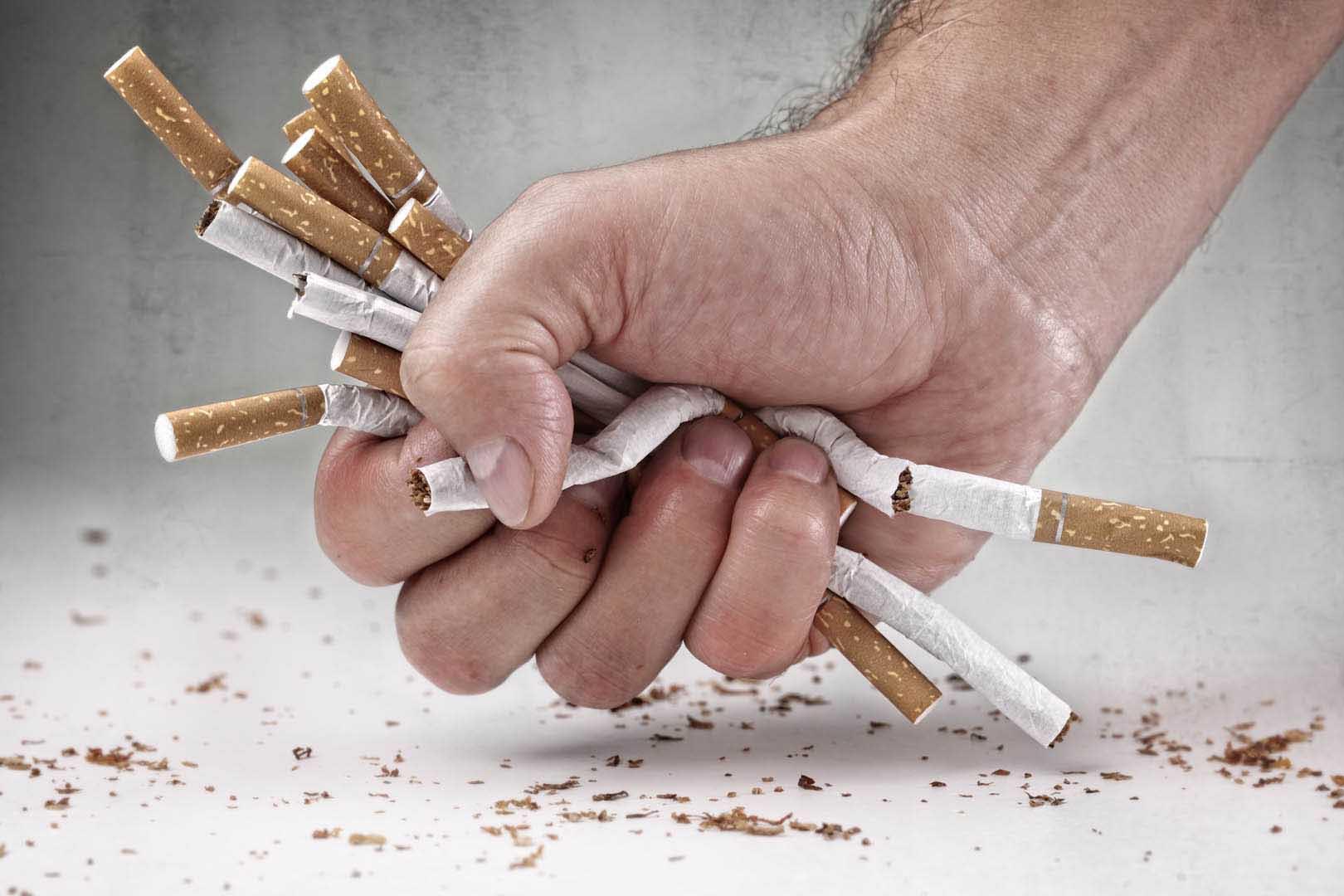 Smettere di fumare cambia sapori