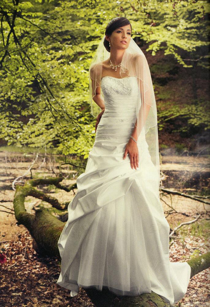 Nordisch nobel und romantisch  die Brautkleider von Lilly