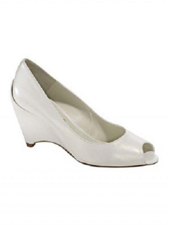Die aktuellsten Trends fr Brautschuhe 2012