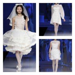 Yolan Cris  La scelta dell'abito da sposa 3 proposte di abiti da sposa corti