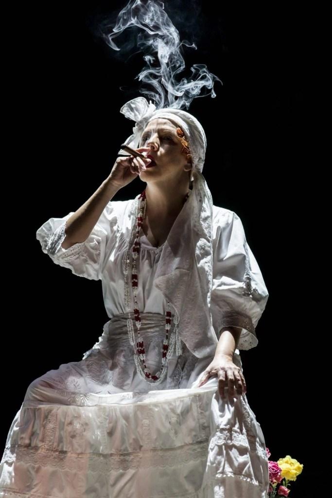 Carmen la Cubana. Foto: Johan Persson / BB Promotion.