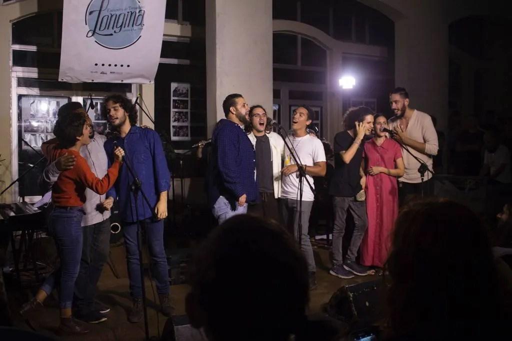 Concierto de clausura del Festival Longina. Foto: Abel Puente Cotilla.