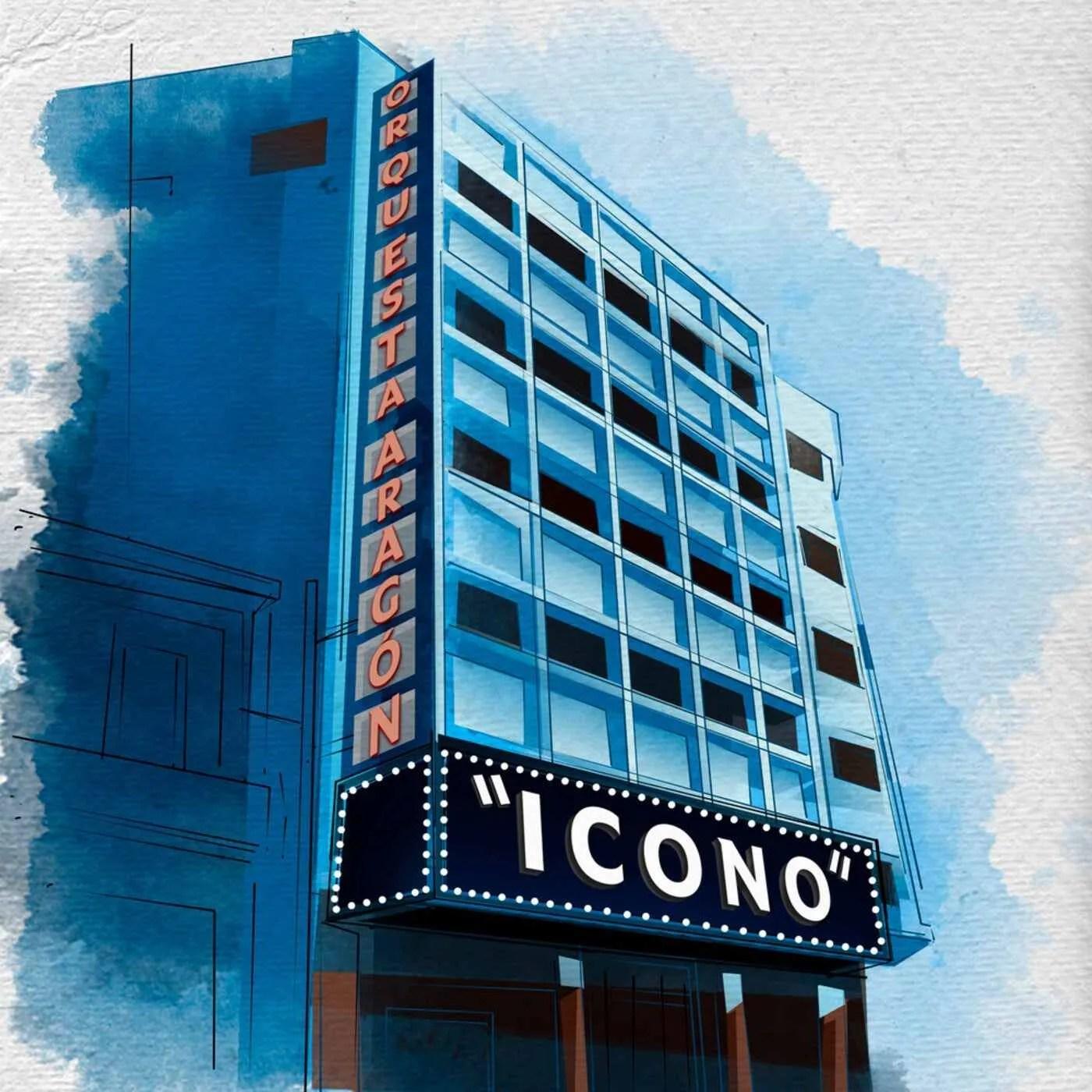 Portada del álbum Icono. Tomada de las redes sociales de la agrupación.