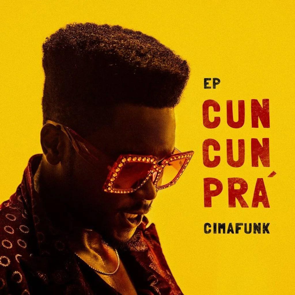 Portada del EP Cun Cun Prá, de Cimafunk.