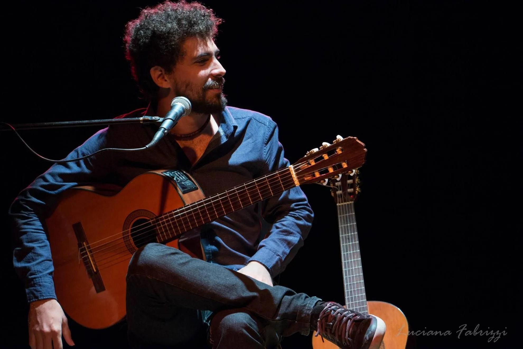 Carlo Fidel Taboada. Foto: Luciana Fabrizzi.