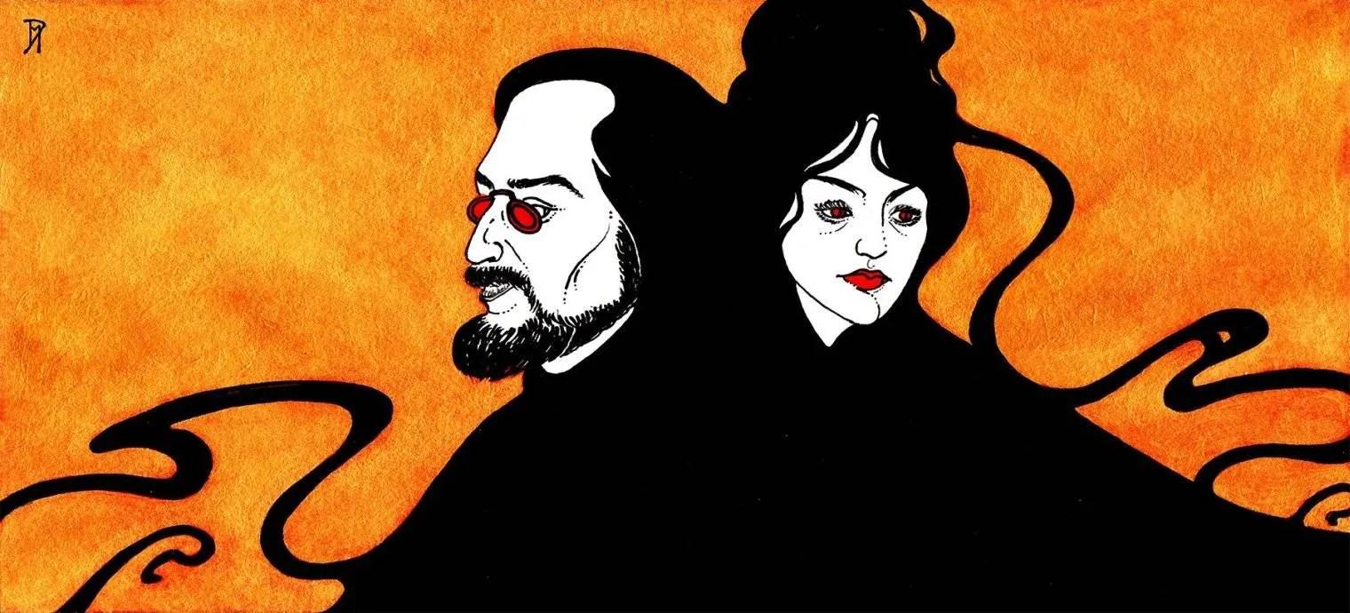 Ruido y Furia: Erik Satie: la mano sobre la cabeza de su alma