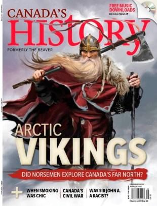 Small Magazines: Canada's History