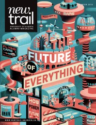 The Future of Everything New Trail