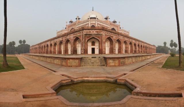 Tour To Humayun's Tomb, The Jewel Of Delhi
