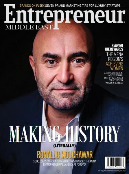 Entrepreneur Middle East  May 2017 PDF download free