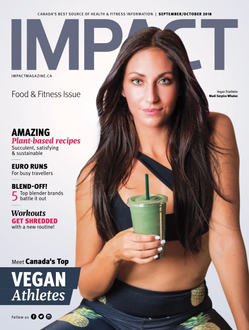 IMPACT Magazine - September-October 2018 (Food & Fitness Issue) PDF download free