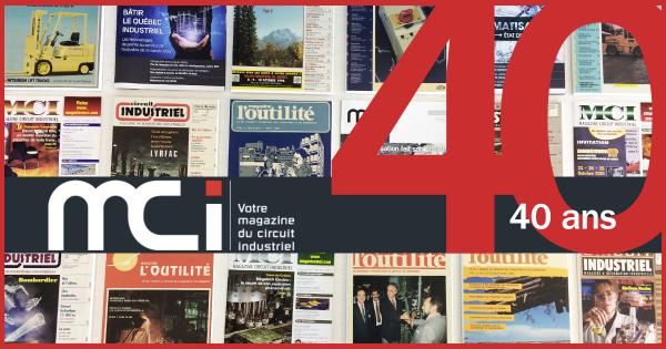 Le Magazine MCI célèbre ses 40 ans