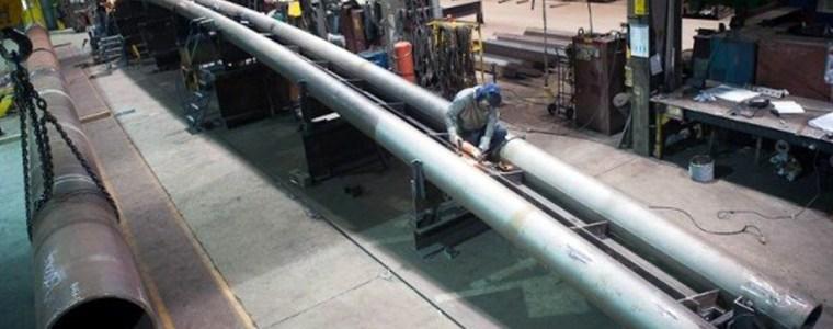 Usine d'infrastructures en acier du Groupe ADF