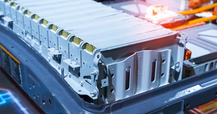 batterie de véhicule électrique