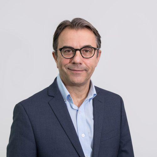 Marc Dugré, président de la firme Régulvar