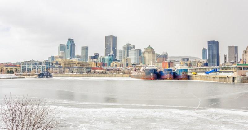 Port de Montréal 2019