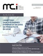 Magazine MCI - Édition Octobre/Novembre 2020