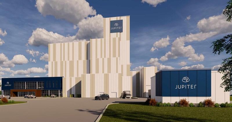 L'usine de Jupiter de Drummondville