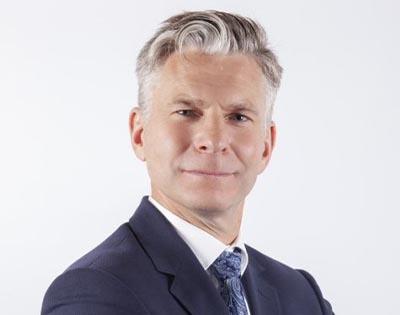 M. Martin Plante, chef de la sécurité corporative chez GardaWorld.