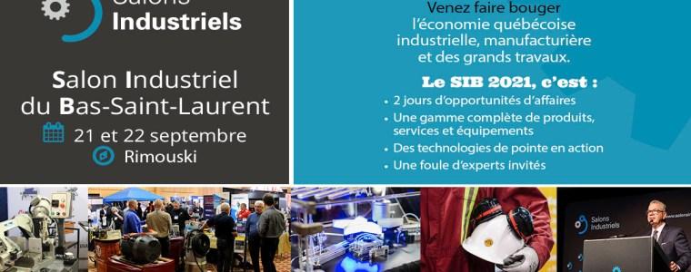 Salon Industriel du Bas-Saint-Laurent - SIB 2021