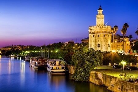 what to see in seville