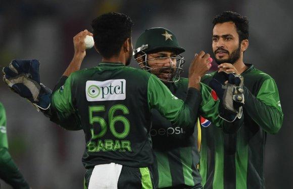 Pakistan Vs West Indies Series Final