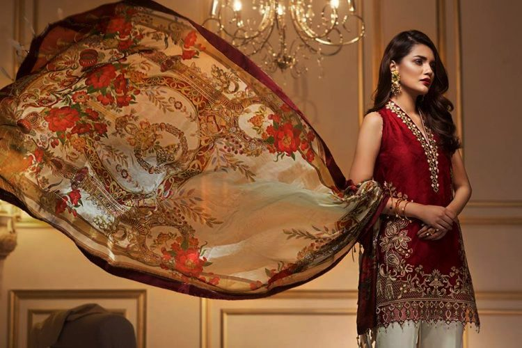 Anaya by Kiran Luxury Eid Dresses Collection 2018 (2)