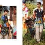 Charizma Festive Eid Dreses Collection 2018 (2)
