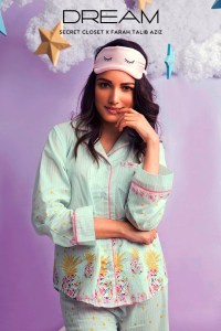 Dream Sleepwear By Secret Closet 2018 X Farah Talib Aziz (8)