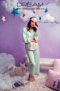 Dream Sleepwear By Secret Closet 2018 X Farah Talib Aziz (9)