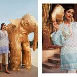 Ethnic By Outfitters Unstitch Eid Lawn 2018 (3)