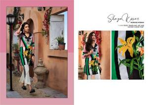 Ethnic by Outfitters Casual Ready to Wear Eid Catalogue 2018 (10)