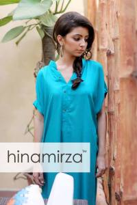 Hina Mirza Eid Summer Dress Collection 2018 For Women