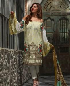 House Of Ittehad Festive Eid Dress 2018 (18)