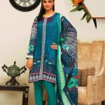 House Of Ittehad Festive Eid Dress 2018 (9)