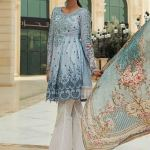 Maria B Lawn Eid Dresses Collection 2018 (9)