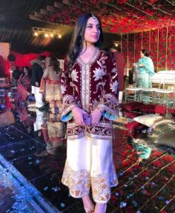 Misha Lakhani Eid & Wedding Dresses 2018