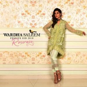 Wardha Saleem Festive Dresses Eid Dresses 2018 (32)