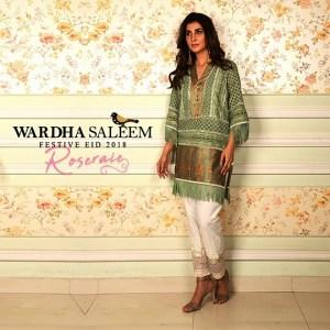 Wardha Saleem Festive Dresses Eid Dresses 2018 (34)