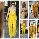 Yellow Colour Dresses Trend 2018 (3)