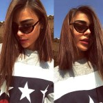 90's Small Sunglasses Come Back With New Trend (6)