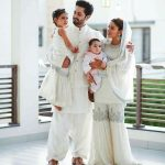 Celebrities with their kids on the 2nd day of Eid (57)
