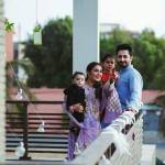 Celebrities with their kids on the 2nd day of Eid (67)