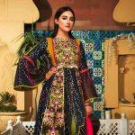 Girls Eid Festive Latest Trendy Dresses 2018 (5)