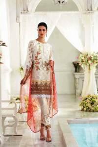 Gul Ahmed Luxury Eid Festival Dresses 2018 (11)