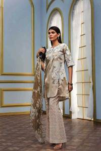 Gul Ahmed Luxury Eid Festival Dresses 2018 (28)