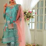 Gul Ahmed Luxury Eid Festival Dresses 2018 (39)