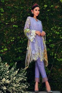 Gul Ahmed Luxury Eid Festival Dresses 2018 (41)
