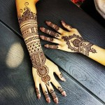 Indian Mehndi Designs 2018 For Girls