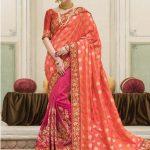 Indian Wedding Saree Trends 2018 (12)